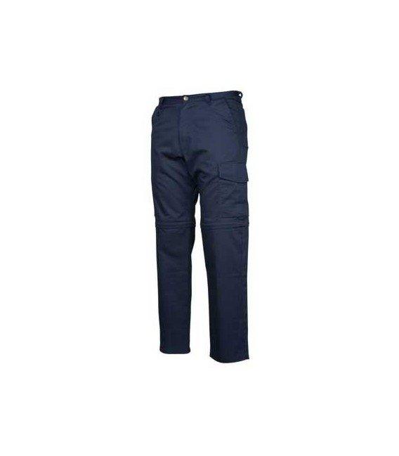 Pantalón de trabajo desmontable PROJOB 2502