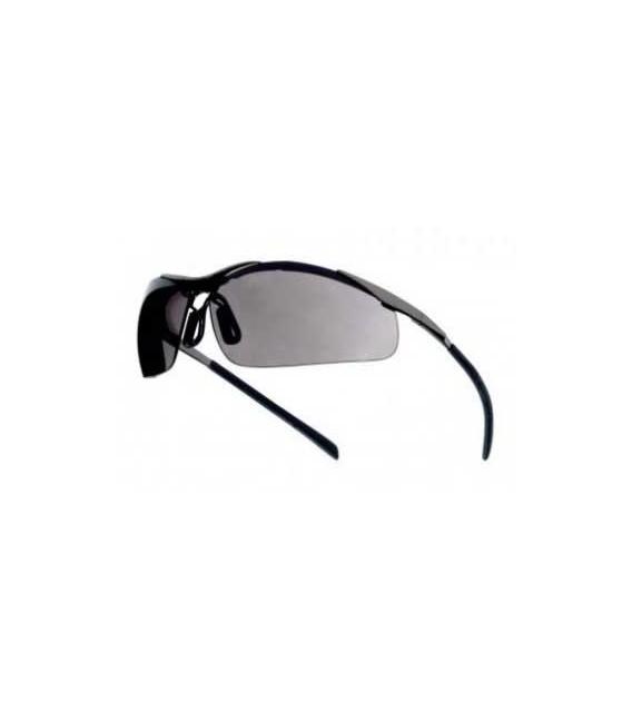 Gafas de seguridad ahumada mod. Contour Metal