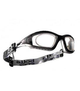 Gafas de seguridad incolora con elástico mod. Tracker - Compra online en Prosegtar