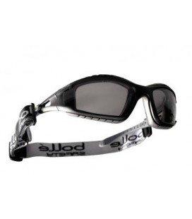 Gafas de seguridad ahumada con elástico mod. Tracker - Compra online en Prosegtar
