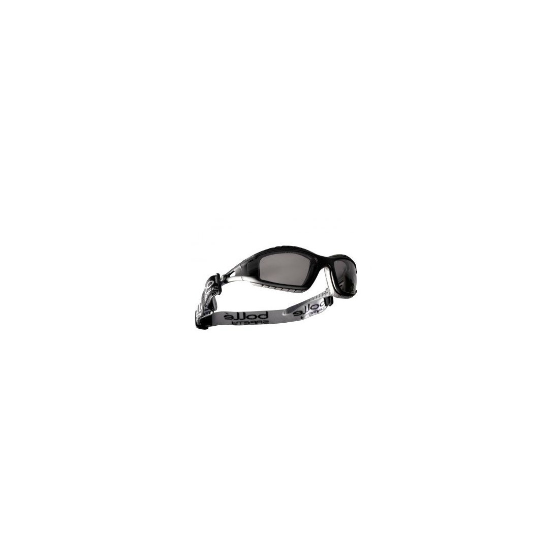 Gafas de seguridad ahumada con elástico mod. Tracker