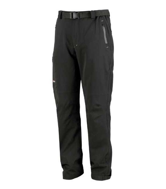 Pantalón impermeable transpirable softshell 1715