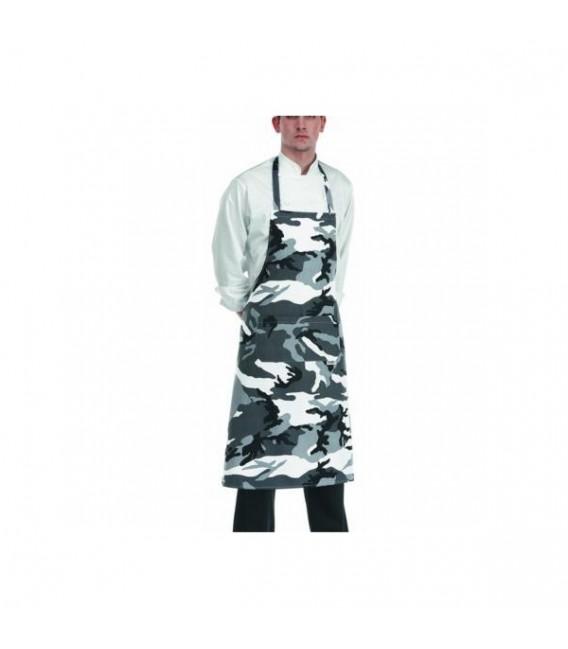 Delantal cocina peto modelo Artic