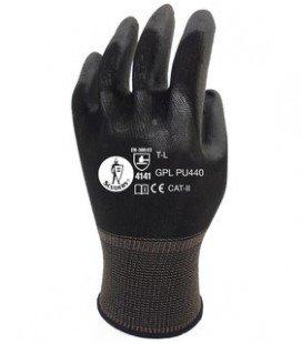 Guante poliuretano puño-elástico mod. GPL PU440