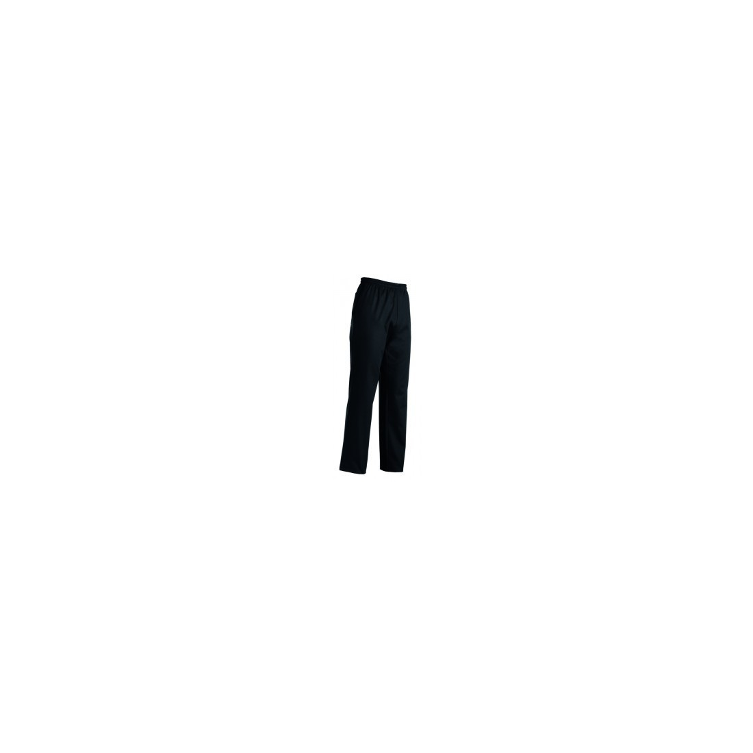 Pantalón cocinero tallas grandes modelo Big Black pant