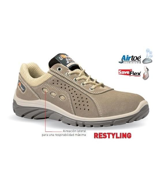Zapato seguridad mod. Aerator S1P src