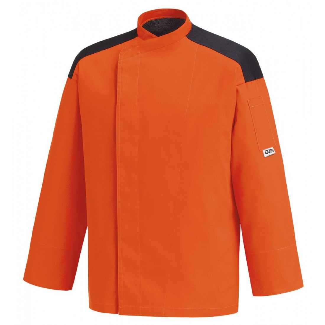 Chaqueta cocina orange first