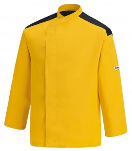 Chaqueta cocina yellow first