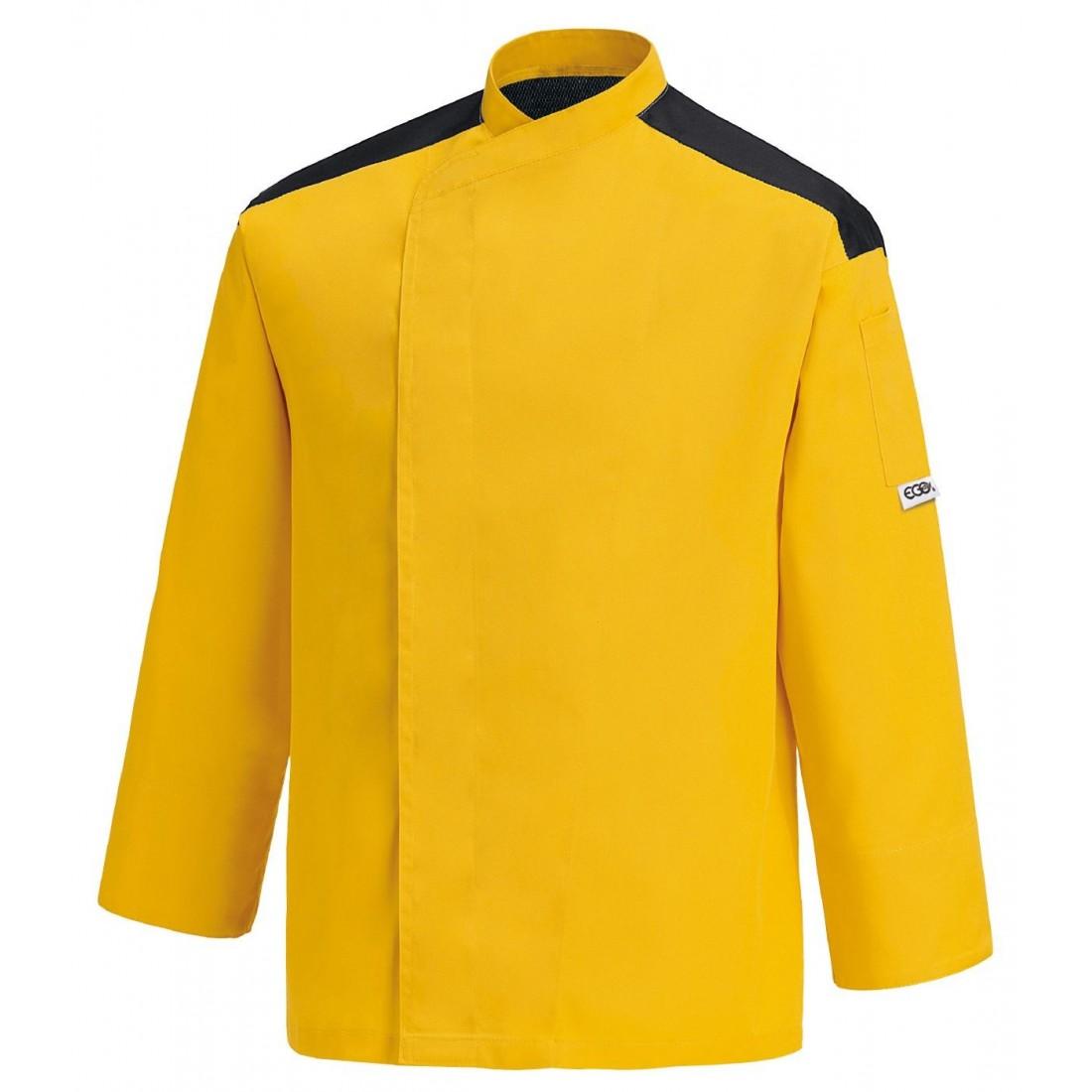 Chaqueta cocina yellow first 2041012C