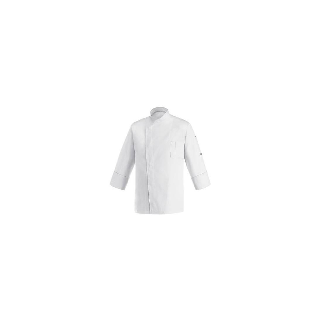 Chaqueta cocina white cheap