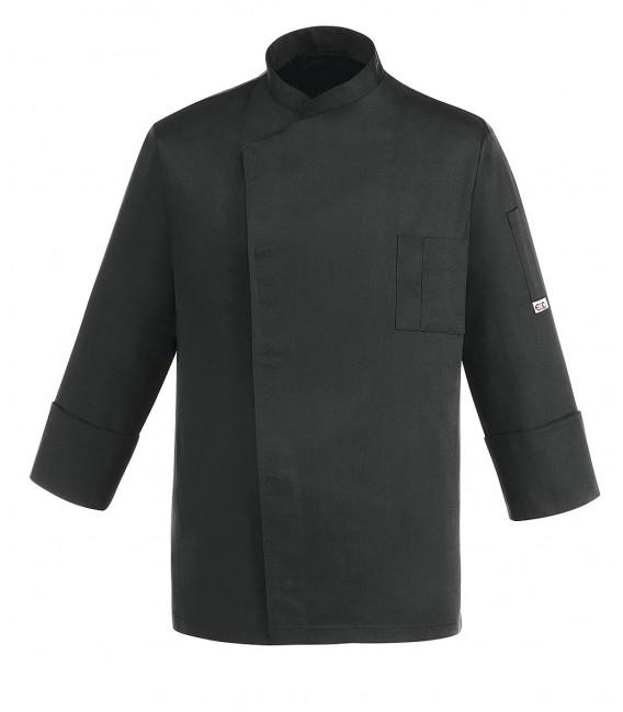 Chaqueta cocina black cheap