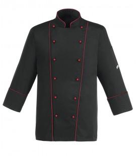 Chaqueta cocina blck profile