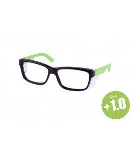 Gafas de seguridad graduadas +1.0