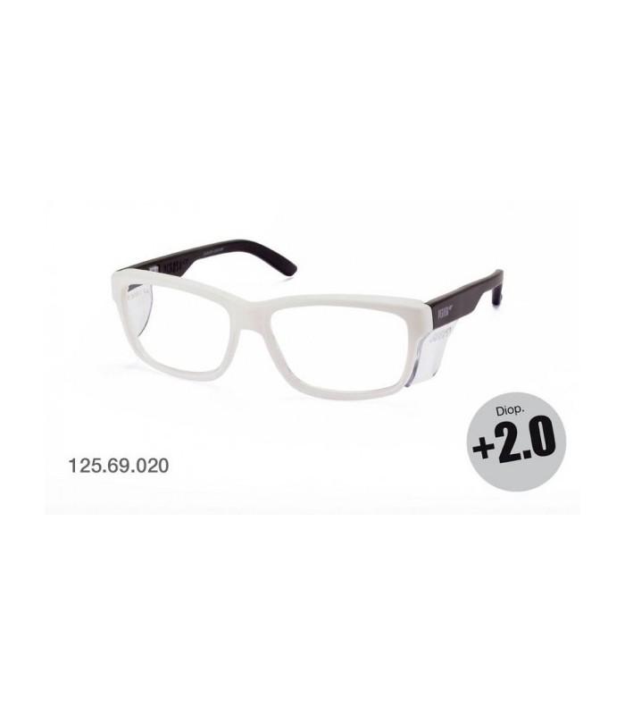 bonito diseño diseño de calidad Mejor precio Gafas de seguridad graduadas +2.0