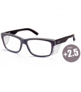 Gafas de seguridad graduadas +2.5
