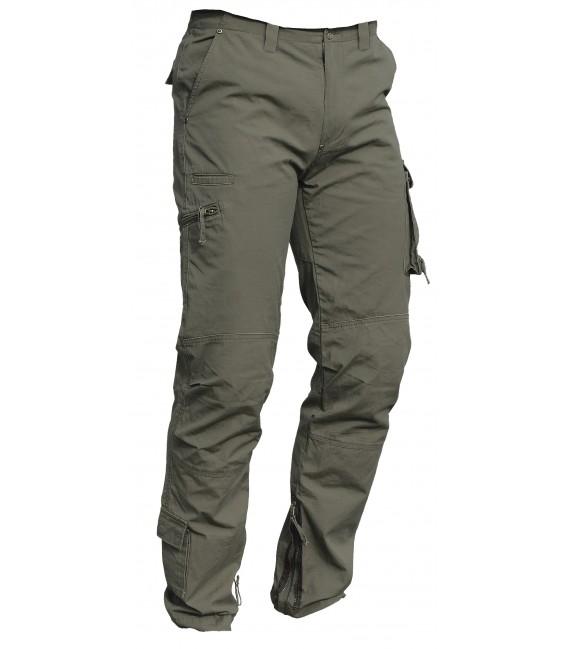 Pantalón moderno multibolsillos