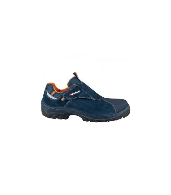 Zapato de Seguridad PERUGIA S-3 SRC con velcro