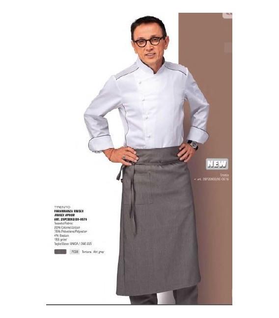 Delantal cocina unisex Trento