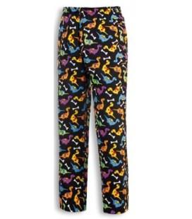 Pantalón de cocina DINO 3502133A