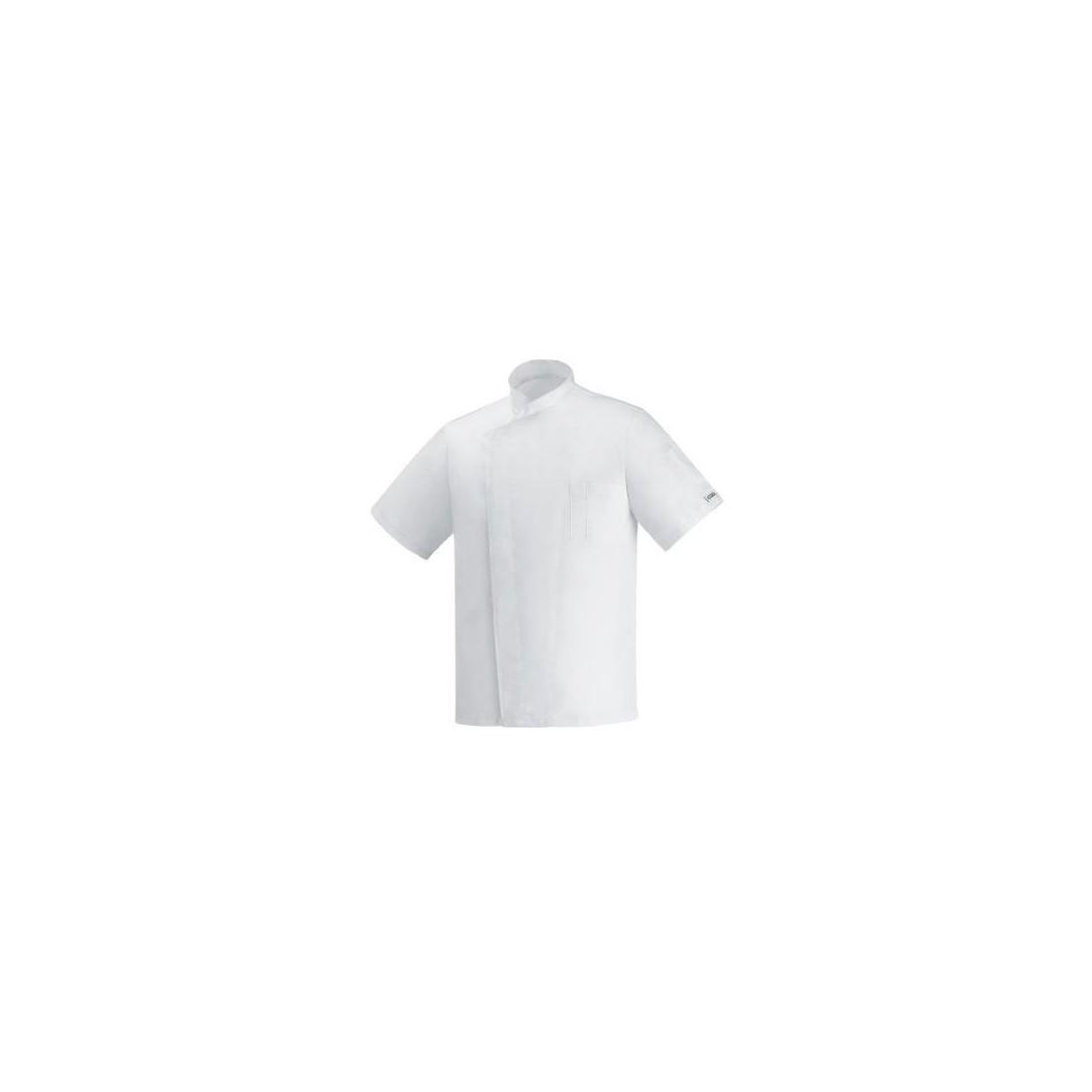 Casaca/Chaqueta cocinero Unisex EGOCHEF OTTAVIO M/C 2065001E