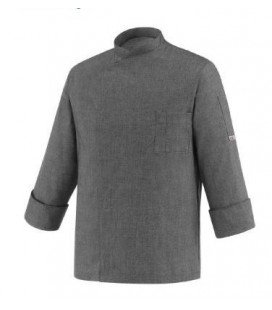 Chaqueta Cocinero NEW GREY MIX CHEAP