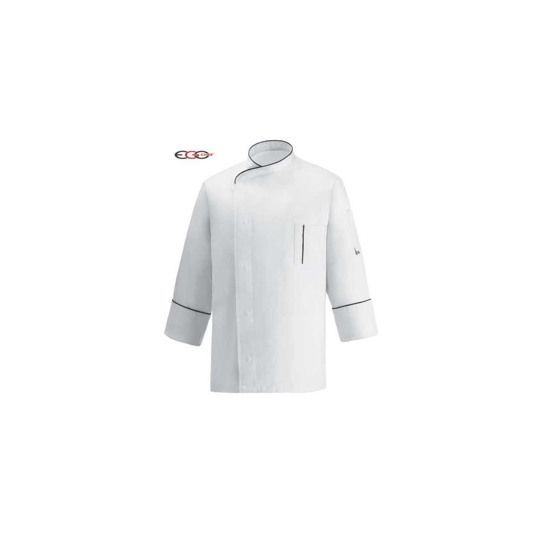 Chaqueta cocinero modelo Cesare