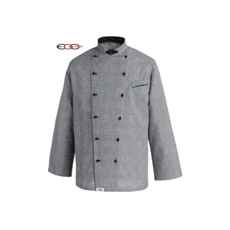 Compra online casaca modelo albert galles ropa de chef for Chaquetas de cocina originales