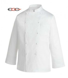 Chaqueta cocinero modelo Rex 2008001A