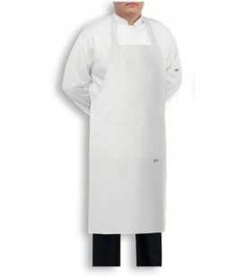 Delantal chef extra grande BIG blanco
