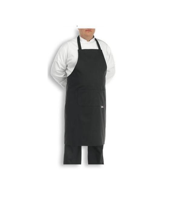 Delantal de Cocina extra grande BIG Negro