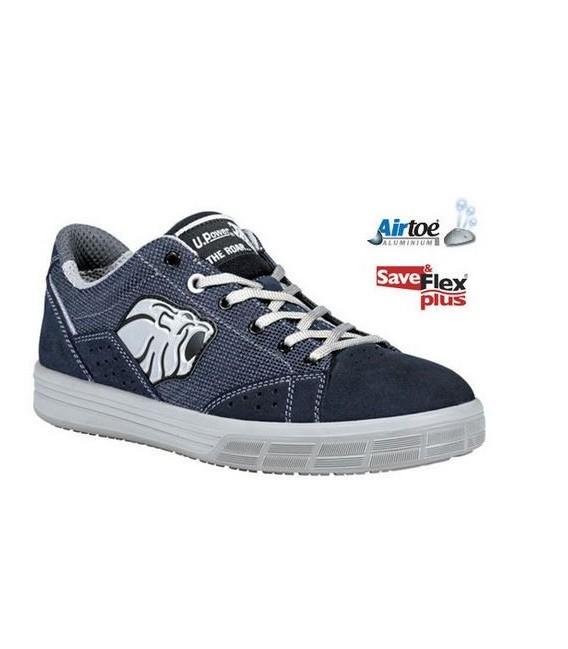 Zapato de Seguridad TROPHY S1P SRC