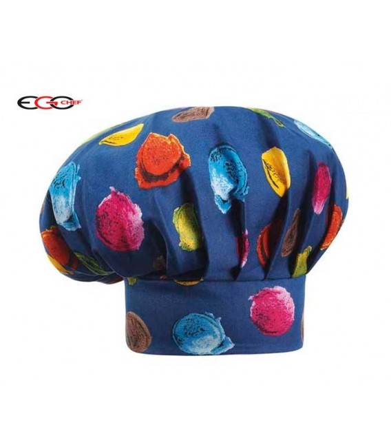 Gorro Chef ICE CREAM