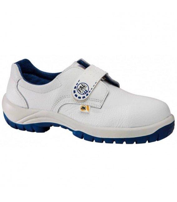 Zapato alimentación velcro S2+SRC+CI (45) M8fhXeLfw