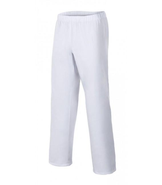 Pantalón cocinera blanco