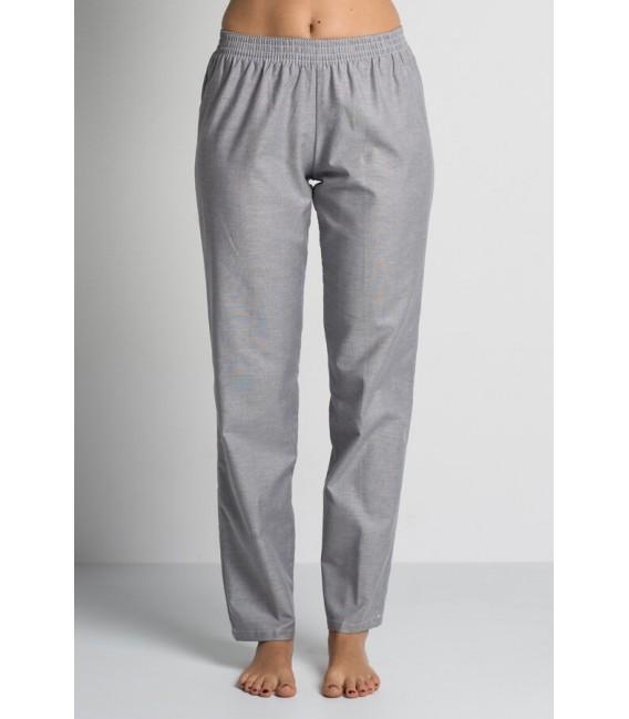 Comprar pantalón pijama de trabajo gris Dyneke
