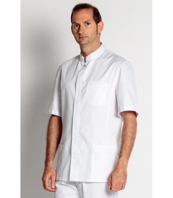 Comprar chaqueta de trabajo enfermero/peluquero manga corta Dyneke