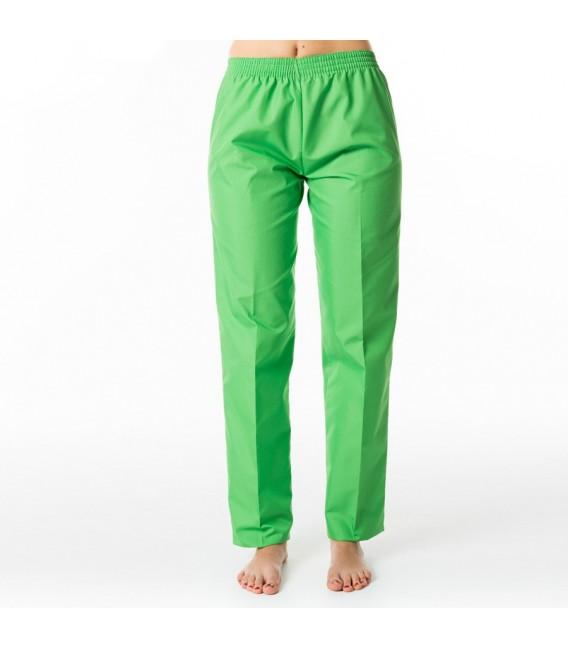 Pantalón pijama verde mod. 8201-854
