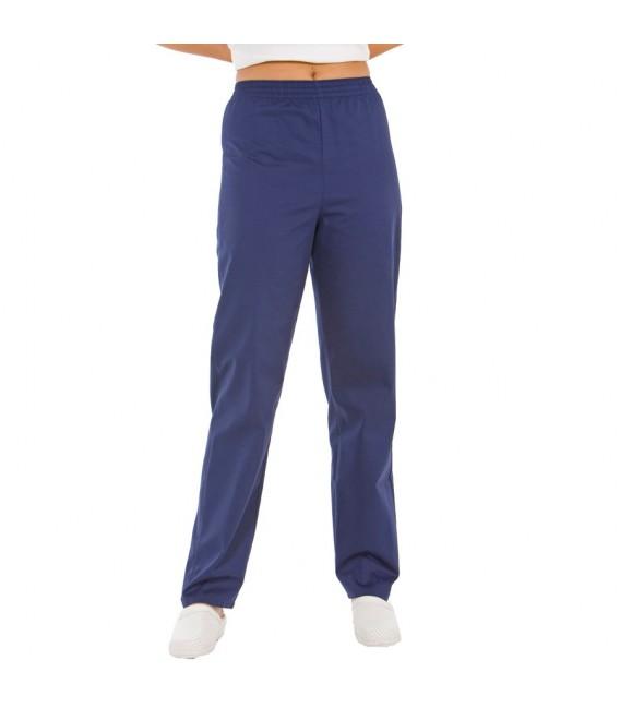 Pantalon clasico azul mod.8201-794