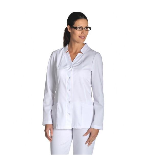 Chaqueta blanca mod.8275-700