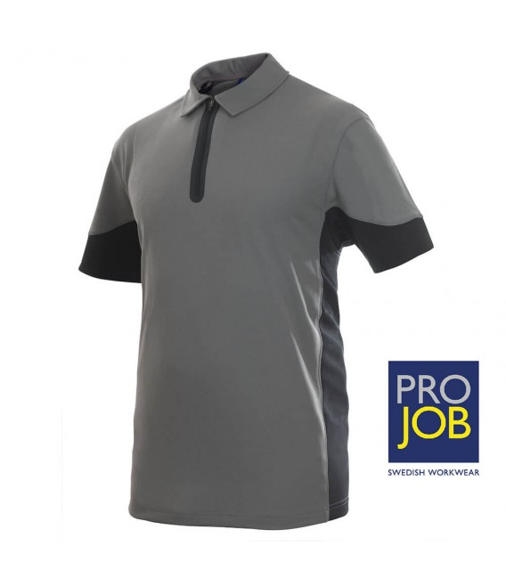 Polo de Trabajo Pique funcional transpirable Craft + Pro Dry