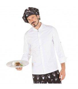 Chaqueta de cocina para chef mod. Marín