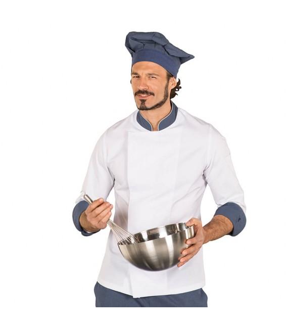 Casaca de cocina para chef mod. vera