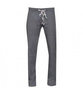 Pantalón de cocina con goma tipo slim fit - Compra online en Prosegtar
