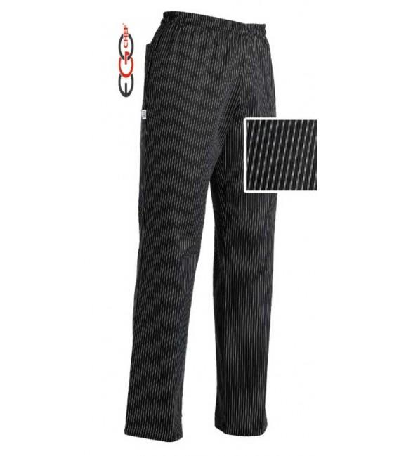 Compra online pantal n cocina ropa de chef - Pantalones de cocina ...