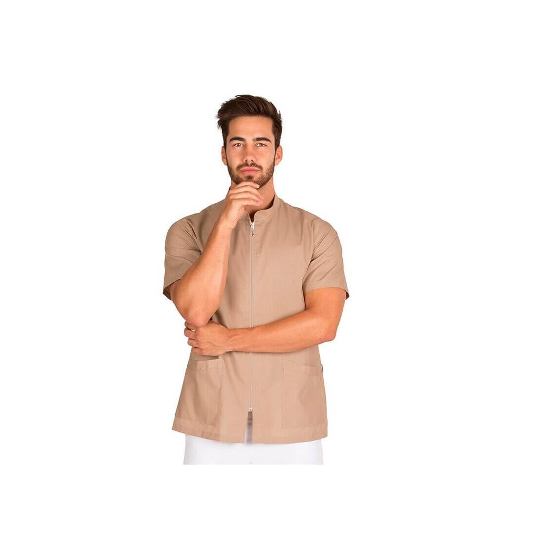 Chaqueta para caballero de peluquería y estética modelo Mallorca