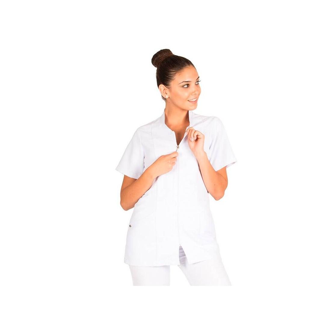 Chaqueta señora peluquería y estética mod. Menorca