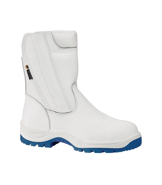 Bota de seguridad Frio Top Blanco S3+SRC+CI