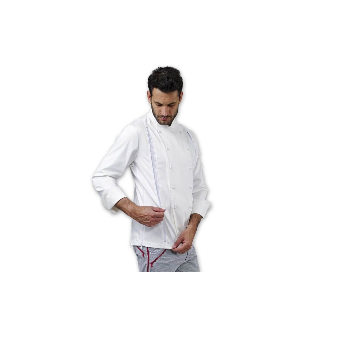 chaqueta de cocinero alternativa