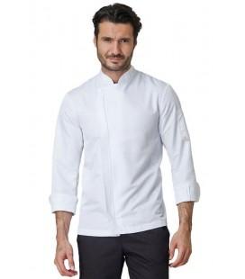 Casaca de chef fresca y cómoda Sebastian