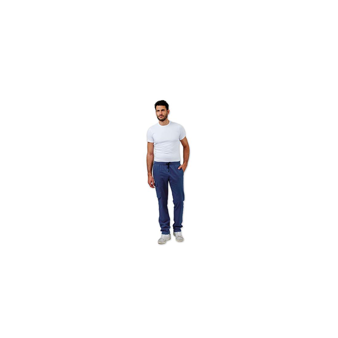 Pantalón elástico unisex modelo Stan